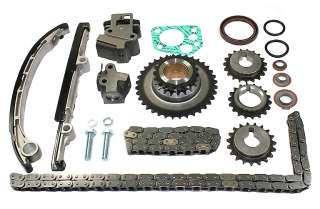 NISSAN COMPLETE TIMING CHAIN KIT 2.4L KA24DE DOHC 16V 1998 2004
