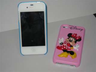 Faction Disney Mickey Mouse Hard Case Sheath Holder Cover for IPhone 4