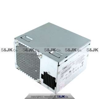 Genuine Dell XPS 730 730x 1000W Power Supply H1000E 01 U662D 0U662D