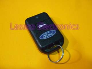 Ford Code Alarm GOH PCMINI Starter Transmitter Remote Fob 1 Button