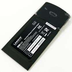 Linksys WPC600N Dual band Wireless N Network Card