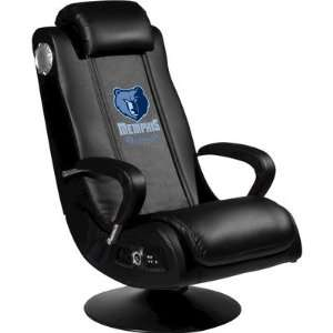 Game Rocker with NBA Logo Panel Team Memphis Grizzlies Electronics