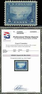 403, Mint SUPERB OG NH RARE GEM PSE GRADED 98   LB