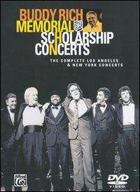 Buddy Rich Memorial Scholarship Concerts [2 Discs] (DVD)