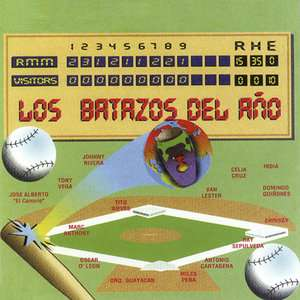 Los Batazos Del Ano, Various Artists   Salsa Latin