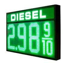 Gas Station Price Changer   DIESEL