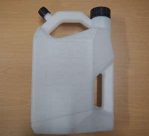 Stroke Engine Oil Fuel Mixer Bottle, Tank  2.50L