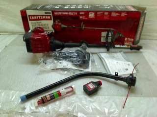 Craftsman WeedWacker™ Gas Trimmer 25cc* 2 Cycle Curved Shaft