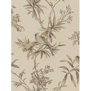 Wallpaper Waverly Southern Charm 5507294: Home Improvement