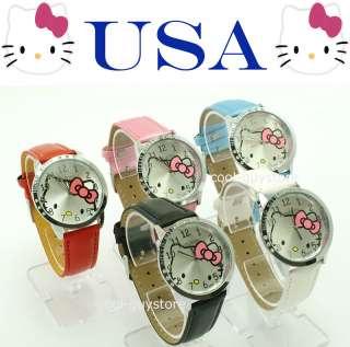 Hello Kitty Watch (Quartz) Ladies Wrist Watch
