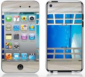 Apple iPod Touch 4 Skin Sticker Cover Marilyn Monroe 2