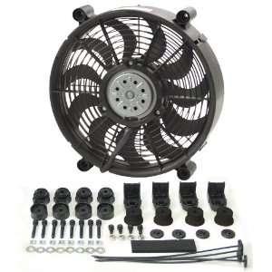 Derale 16212 12 High Output Radiator Fan Automotive