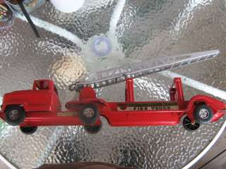 Buddy L Extended Ladder Truck