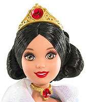 Disney Gem Princess Snow White   Mattel