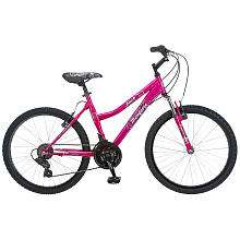 Mongoose 24 inch Bike   Girls   Blush   Pacific Cycle   Toys R Us