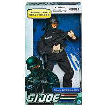 Joe Navy Special Ops Action Figure   Hasbro