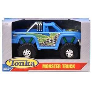 Tonka Monster Truck 4x4 Baby Blue Toys & Games