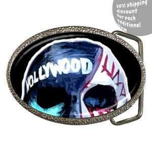 NEW Hollywood Undead Mask Mens Belt Buckles