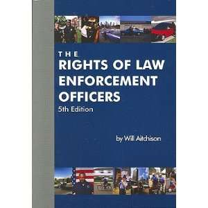 of Law Enforcement Officers [RIGHTS OF LAW ENFORCEMENT OFFI]: Books