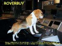 Star Trek Beagle, Breezy (Porthos) Ships Control Panel