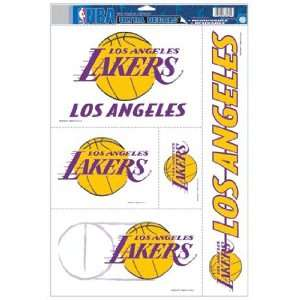 LOS ANGELES LAKERS Removable & Reusable Team Logo STATIC