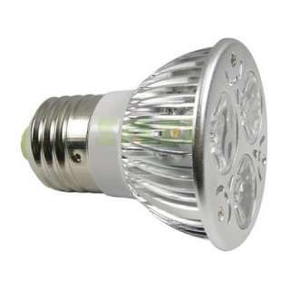 9W Mr16/12V Gu10/220V E27/220V 3x3W Led Light Warm Cool White Light