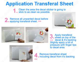 Shoe Vinyl Decal Sticker Skins for MacBook Pro Unibody Mac Air