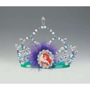 Disney Princess Ariel Tiara Toys & Games