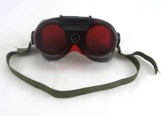 II Variable Density Goggles 1944 United States Army Air Corps Polaroid