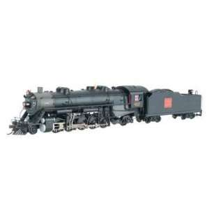 STEAM LOCOMOTIVE USRA 2 10 2 CANADIAN NATIONAL #4209: Toys & Games