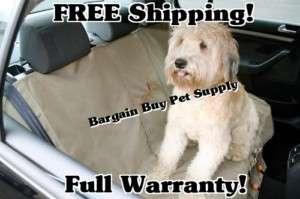 Kurgo Dog Pet Car Universal Fit Bench Seat Cover 896622000425