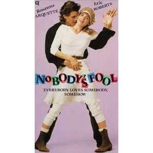 Fool [VHS]: Rosanna Arquette, Eric Roberts, Mare Winningham, Jim