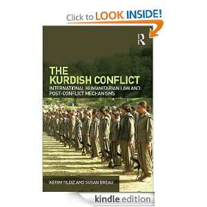 The Kurdish Con?ict: International Humanitarian Law and Post Con?ict