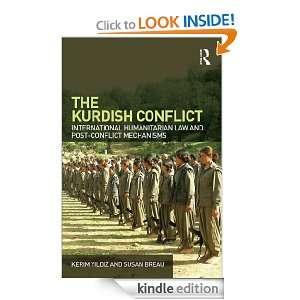 The Kurdish Con?ict: International Humanitarian Law and Post Con?ict