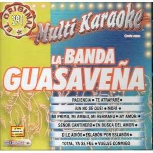 Exitos Multi Karaoke: Banda La Guasavena: Music
