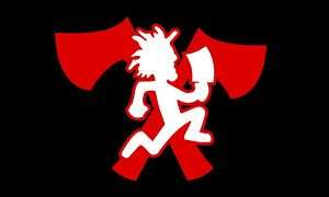 JUGGALO 3X5 HATCHET MAN FLAG ICP INSANE CLOWN POSSE