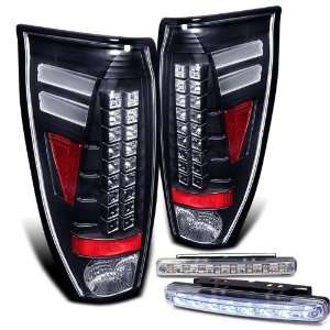Eautolights 02 06 Chevy Avalanche LED Tail Lights + LED