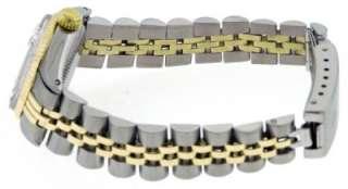 Vintage Ladies Rolex Oyster Perpetual Date 2 Tone Watch
