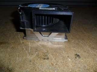 Fan Heat Sink Dell GX270 SFF Small Form Factor Computer
