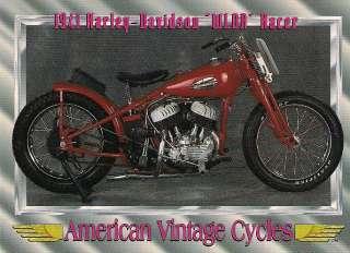 American Vintage 1941 Harley Davidson Motorcycle WLDR Racer 45 cu. in