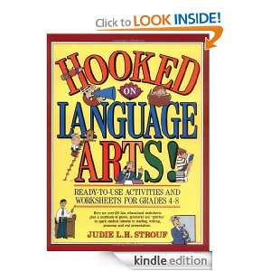 Hooked On Language Arts! Ready to Use Activities and Worksheets for