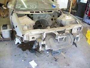 93 02 Camaro Firebird Trans Am Front Clip Structure