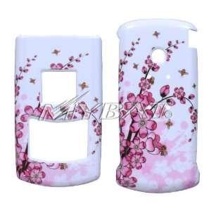 Spring Flower Design Snap On Hard Case for PCD CDM 8975