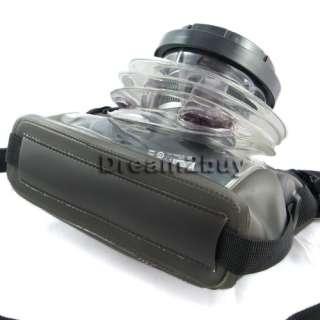 Waterproof Underwater Housing Case DSLR WPX2 for DSLR SLR Camera