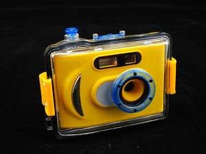 3MP underwater digital camera, water proof with flash