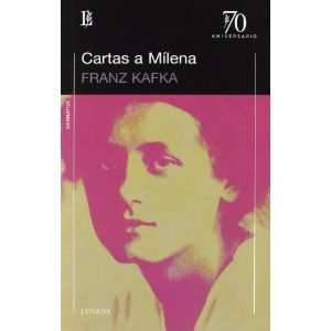 CARTAS A MILENA (9789500395496) Kafka F. Books