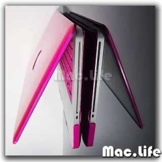 HOT PINK METALLIC Hard Case Cover for Macbook PRO 13