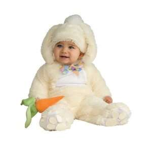 Baby Vanilla Bunny Costume Infant 6 12 Month Cute