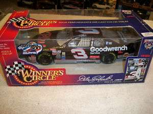 WINNERS CIRCLE 1/24 #3 DALE EARNHARDT GM GOODWRENCH