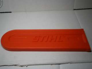 Small Stihl Chainsaw Guide Bar Cover/Scabbard